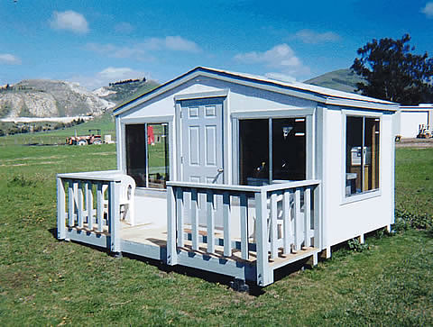 California Custom Sheds Shed Options