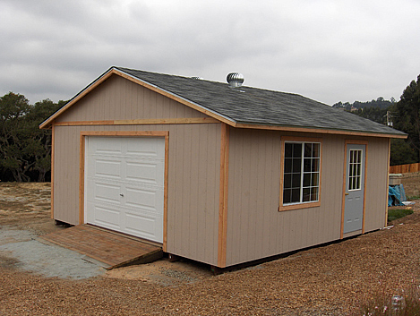 California Custom Sheds, Inc.